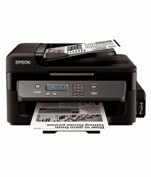 Amazon: Buy Epson M200 All-in-one Inkjet Printer at Rs.9600 only