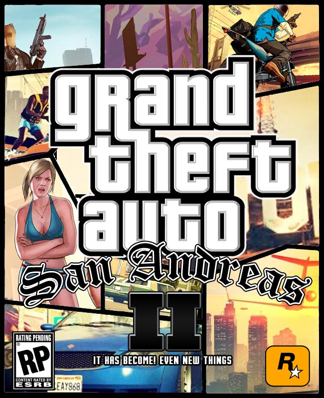 Sale GTA San Andreas 2