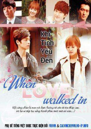 phim Khi Tình Yêu Đến VIETSUB - When Love Walked In