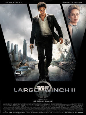 Watch The Burma Conspiracy 2011 (aka Largo Winch Tome 2) BRRip Hollywood Movie Online | The Burma Conspiracy 2011 (aka Largo Winch Tome 2) Hollywood Movie Poster