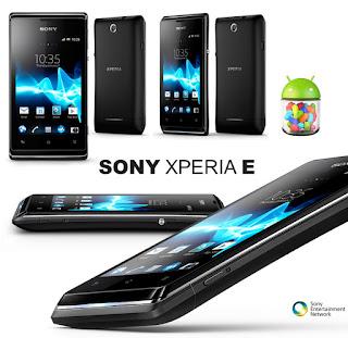 harga Sony Xperia E