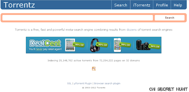 torrentz Top 10 Best Torrent Websites Of 2012