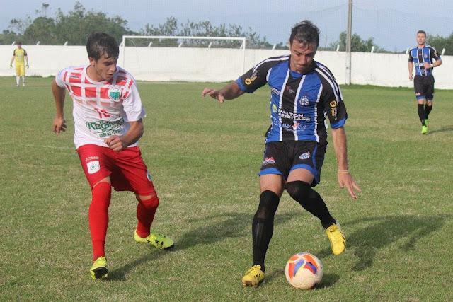 Grêmio Cachoeira em momento decisivo