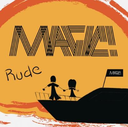 Guitar Chords : Rude – Magic! Gutar Chords