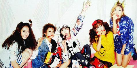 Tangga Lagu Korea Terbaru Juli 2012