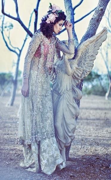 tena durrani bridal collection-14 for Fall