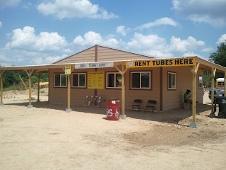 "Tube rental Don's Fish Camp tube shack rental texas san marcos ""San marcos river tube"""