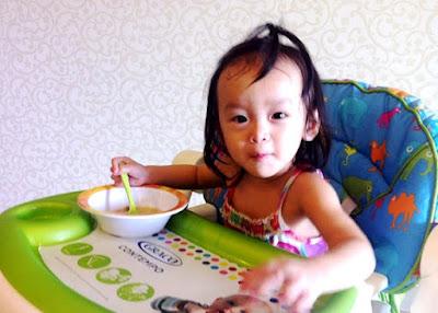 cháo dinh dưỡng cho bé