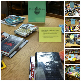(via Eliterate Librarian: Book Tasting in the Library)