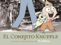 bookcover of Conejito Knuffle (Knuffle Bunny in SPANISH) by Mo Willems