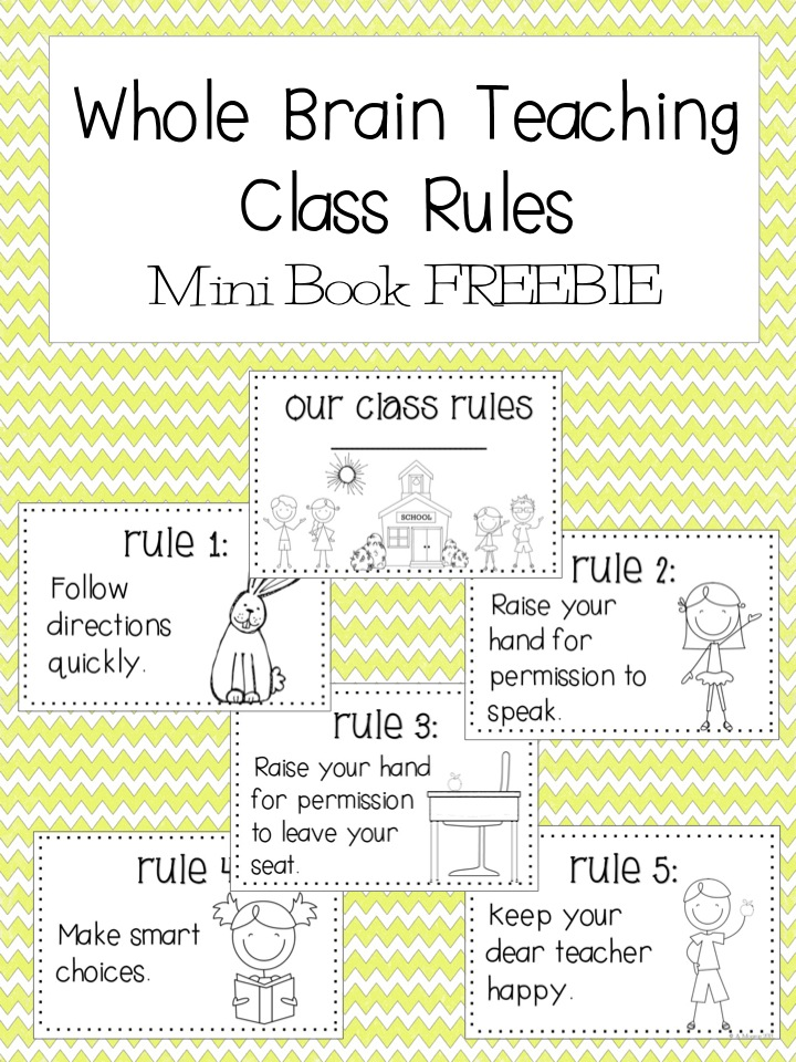The Only Classroom Rules Youll Ever Need  Smart