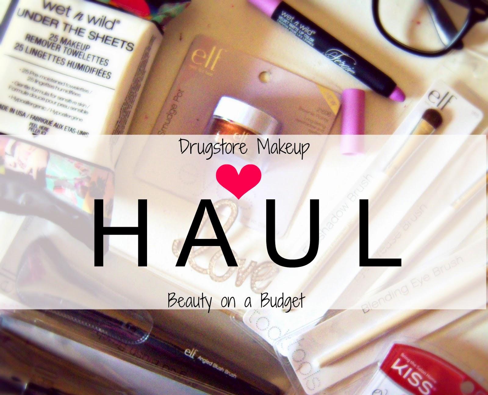 Drugstore Haul – Elf Cosmetics/Wet n Wild