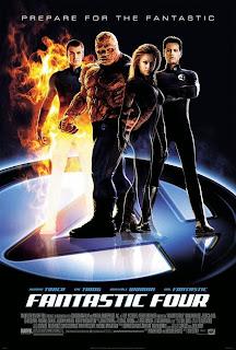 Watch Fantastic Four (2005) movie free online