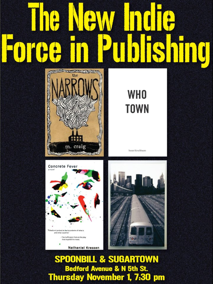 Karen The Small Press Librarian  Postponed  Indie