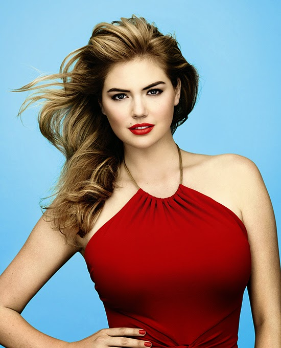 Bobbi Brown and Kate Upton get together for the Spring 2015 'Hot' Makeup Collection