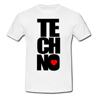 Koszulka techno