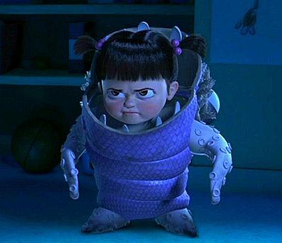 Imagenes de la niña de monster inc - Imagui