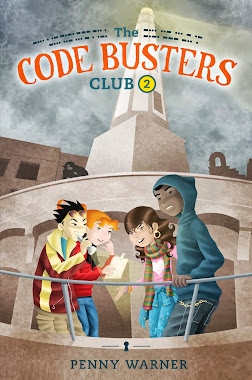 Congratulations Penny Warner--THE CODE BUSTERS CLUB: The Haunted Lighthouse Wins Agatha Award!