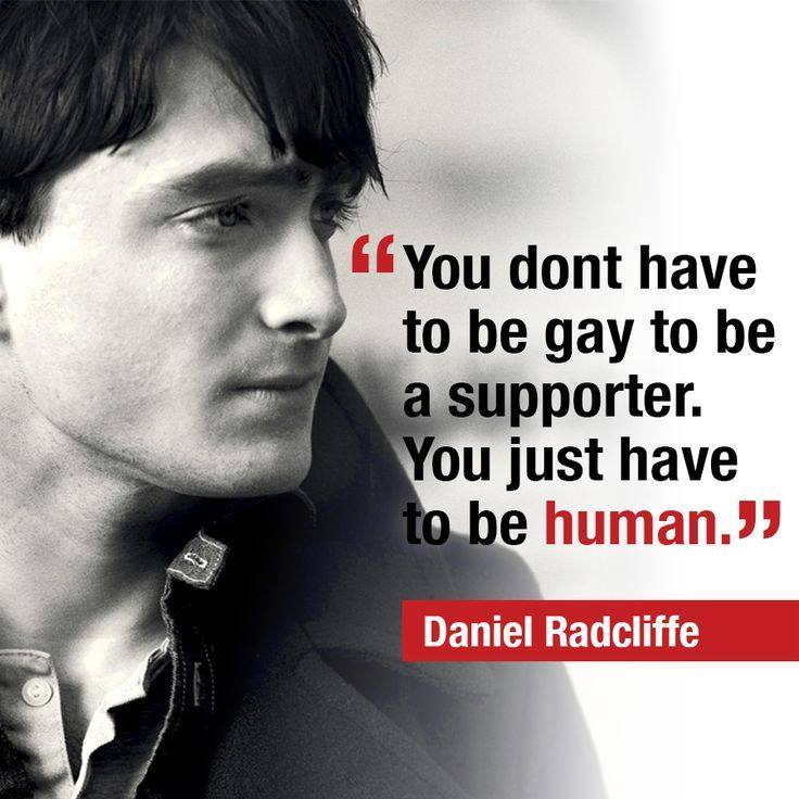 Daniel Radcliffe Quote