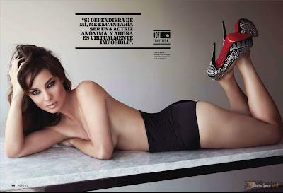 Fotos Berenice Marlohe - Esquire México