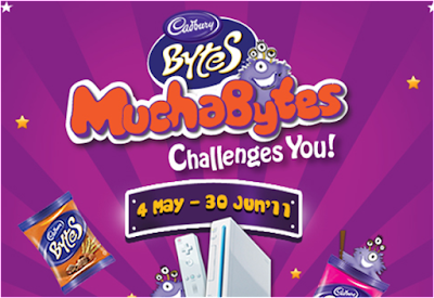 Cadbury Bytes 'MuchaBytes' Contest