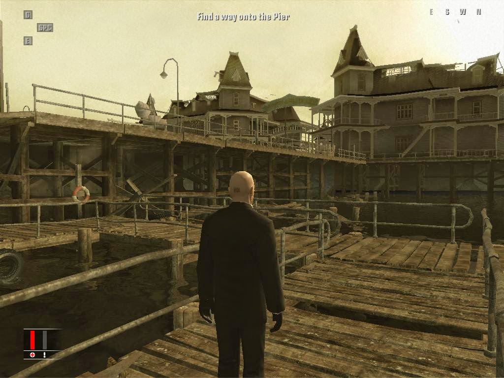 Free Download HITMAN: Blood Money RIP Version [IDWS]