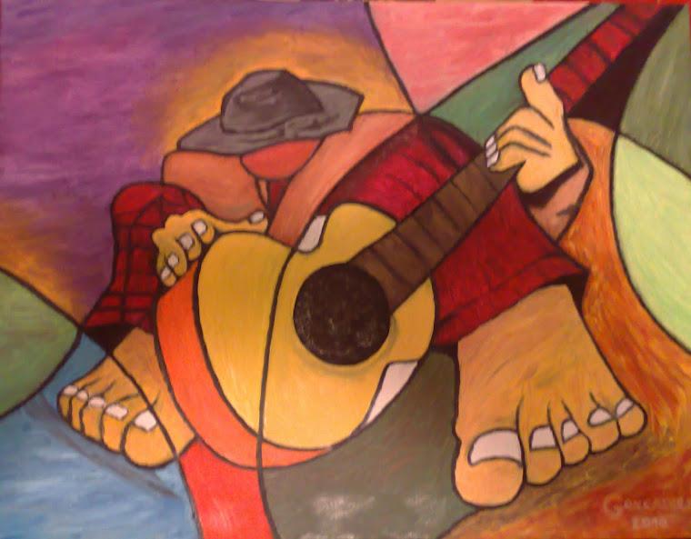 Arte Mendigo: Esta já foi vendida