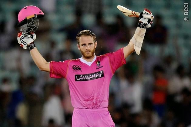 Kane-Williamson-Century-CAPE-COBRAS-V-NORTHERN-KNIGHTS-CLT20-2014
