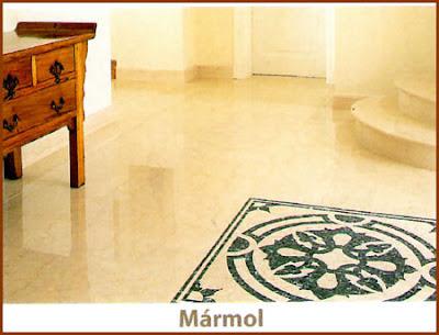 Los especiales todo sobre pisos i for Con que se limpia el marmol