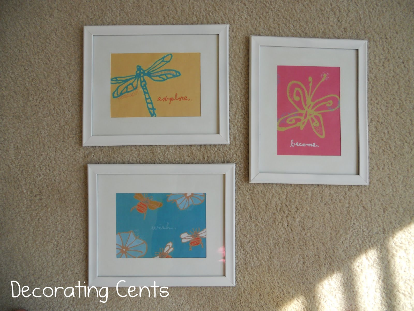 Decorating Cents: July 2011
