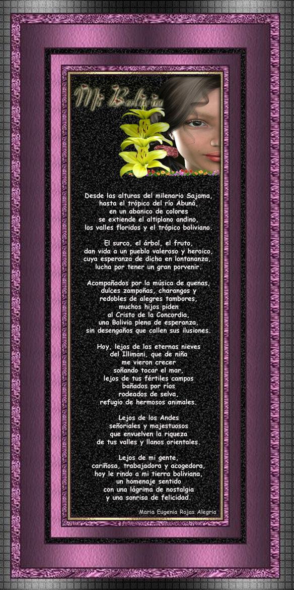 poemas y pensamientos de mau  6 de agosto