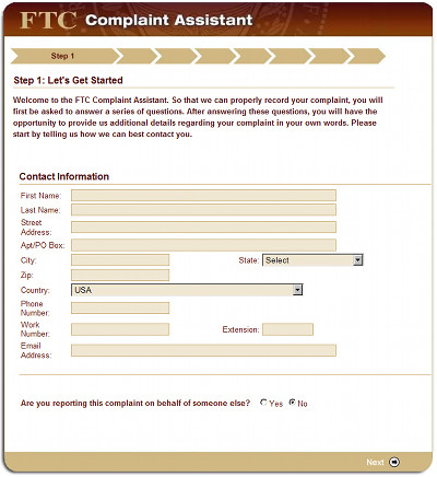 How To File A Complaint With The Ftc KKClub