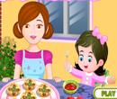 العاب بنات طبخ