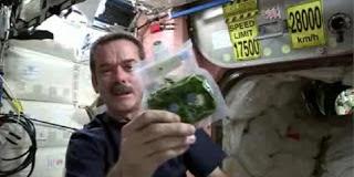 Unik, Cara Astronot Memasak di Luar Angkasa