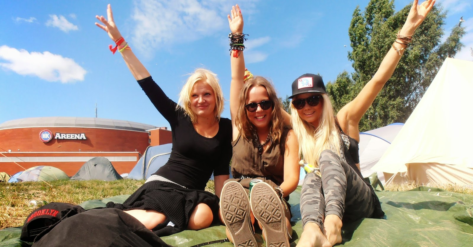 miten löytää nainen weekend festival 2013
