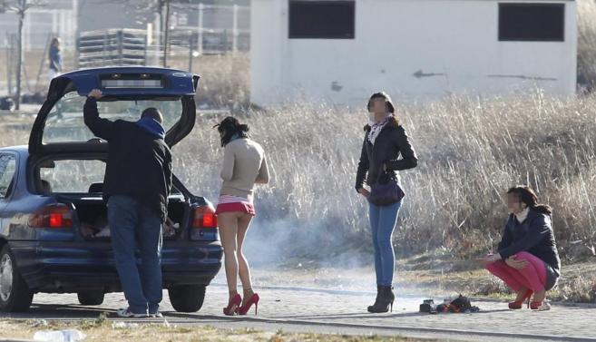 escorts particulares poligonos prostitutas madrid
