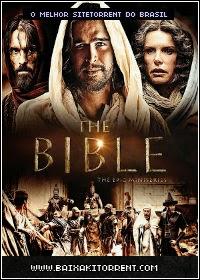 Capa A Bíblia: A Minissérie Épica Cap 10   Dublado Torrent HDTV (2013) Baixaki Download
