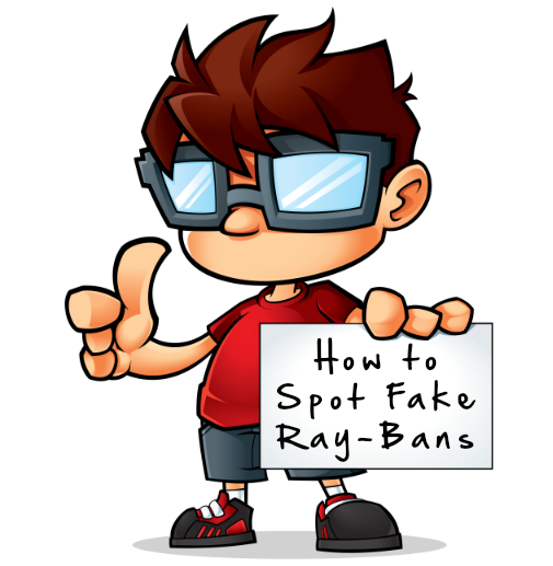 imitation ray bans  How to Spot Fake Ray-Bans