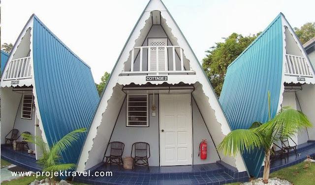 A- Frame Cottage