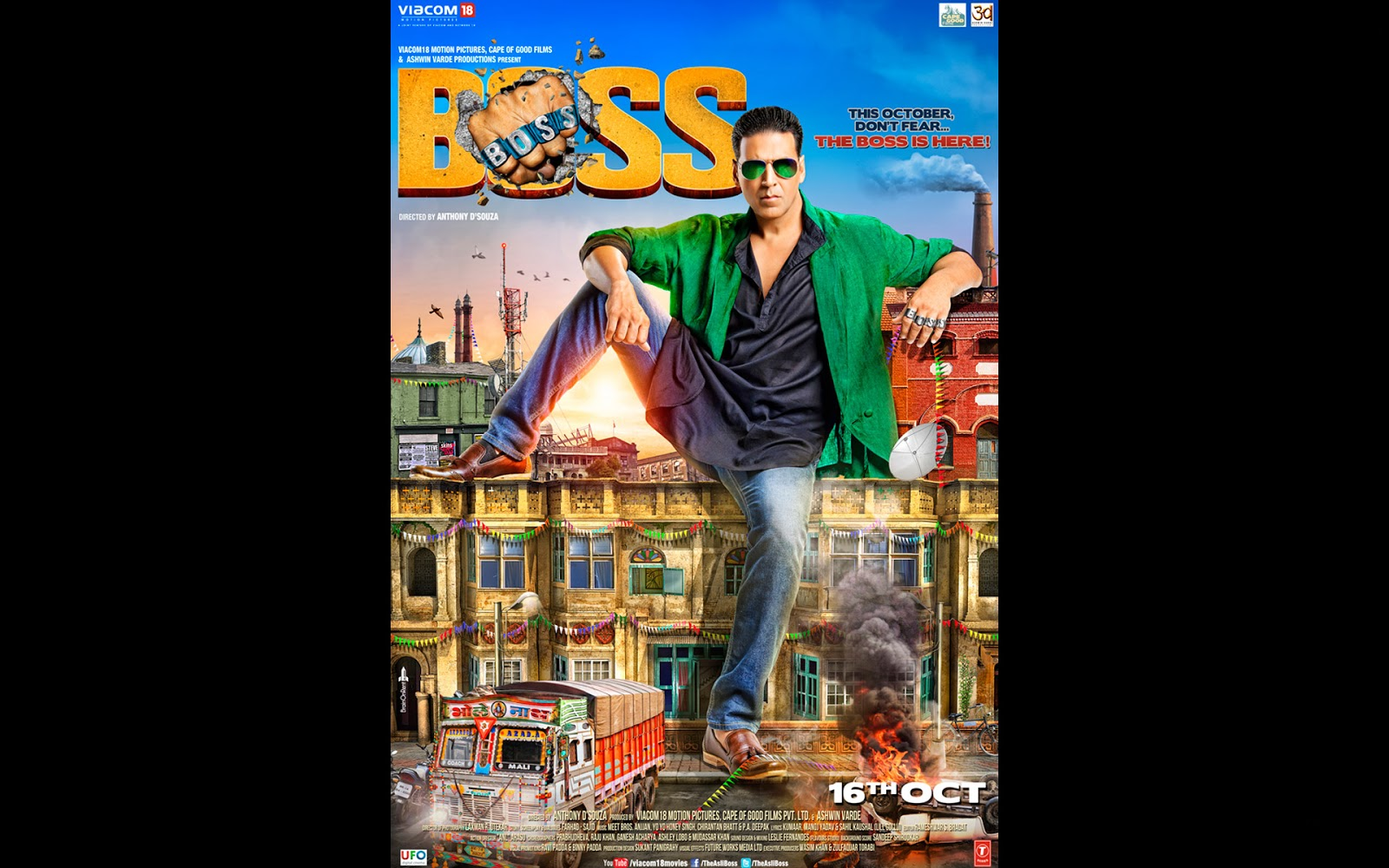 Boss Hindi Movie 2013 HD Desktop Wallpapers and Movie ...