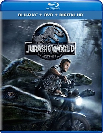 Jurassic World 2015 Dual Audio Hindi BRRip 480p 350mb
