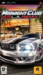 Download - Midnight Club - LA Remix - PSP