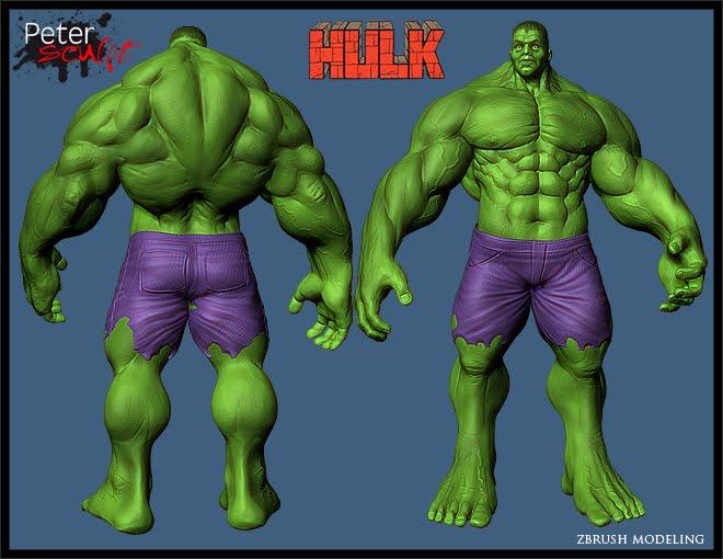 Hulk 2012 2
