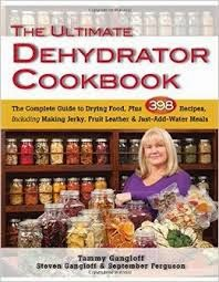 Foodie Friday Feature! The Ultimate Dehydrator Cookbook - Hibbing Public Library