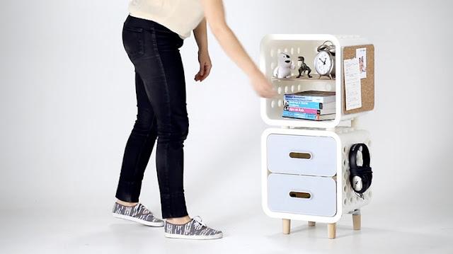 mobiliario flexible