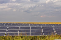 Solar Panels Field