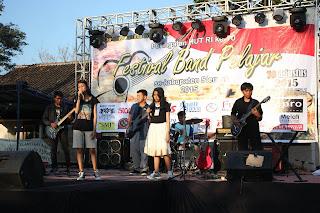 Penampilan Band Citizen