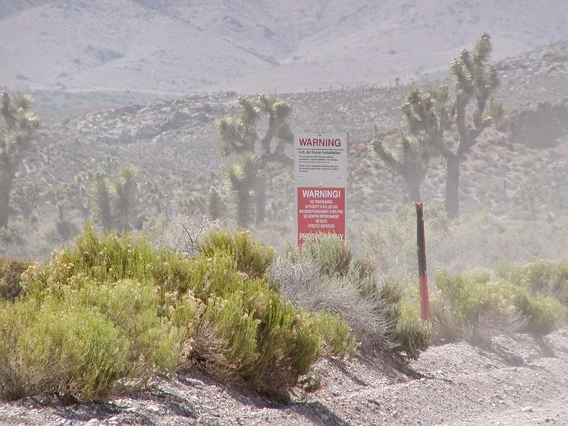 Groom Lake, Nevada