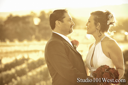 Paso Robles Winery Vineyard Wedding Photographer