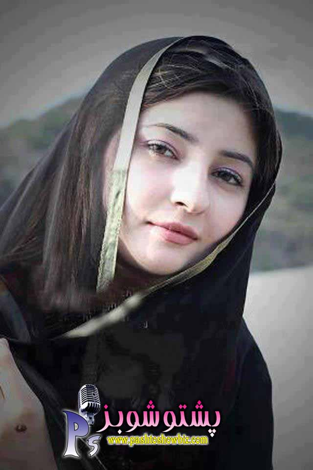 Pashto Famous Singer Gul Panra New Pic In Black Dress